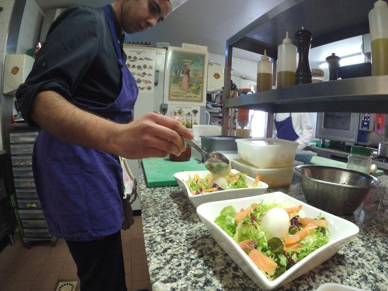 restaurant gastronomique et bistrot daniel desavie cuisine traditionnelle valbonne sophia antipolis