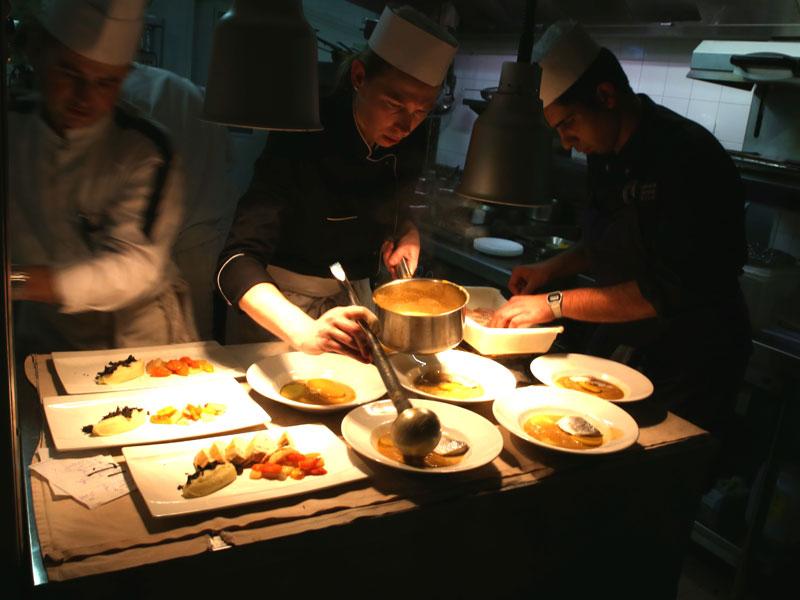 cuisine preparation plats gastronomiques et bistrot daniel desavie valbonne sophia antipolis