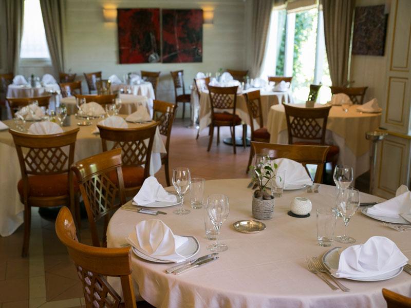 salle restaurant gastronomique daniel desavie et bistrot à valbonne sophia antipolis