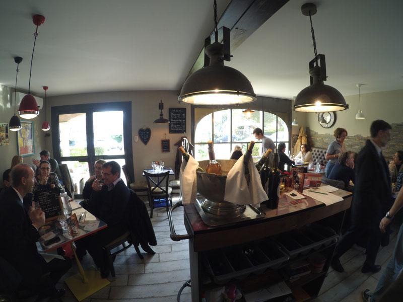 bistrot daniel desavie et restaurant gastronomique valbonne sophia antipolis